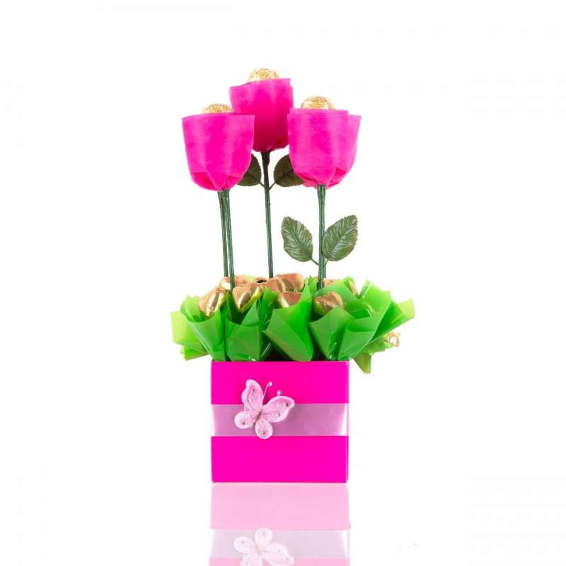 Mothers Day Chocolate Tulips