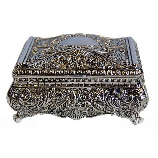 Victorian Jewellery Box. Antique Style