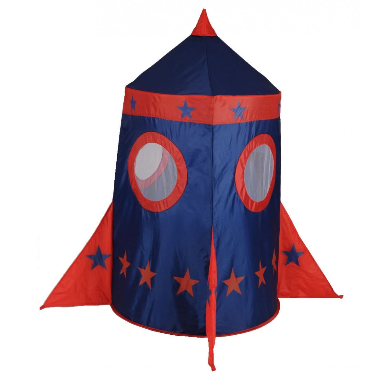 Kids Rocket Tent Red Wrappings