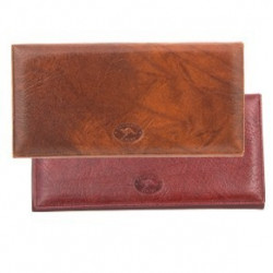 Ladies Leather Purse in Antique Kangaroo hide